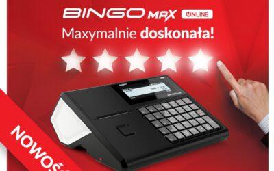 Do oferty Posnet dołączyła nowa kasa – Bingo Max ONLINE!